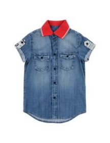 JOHN GALLIANO - Denim shirt