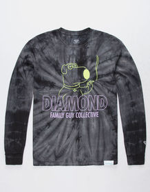 DIAMOND SUPPLY CO. x Family Guy Collective Mens T-