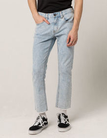 RSQ Seattle Crop Mens Skinny Tapered Jeans_