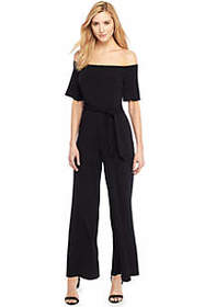 The Limited Off the Shoulder Jumpsuit