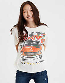 American Eagle AE Mustang G67 Graphic Tee