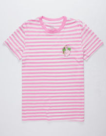 FRESH VIBES Flamingo Mens T-Shirt_