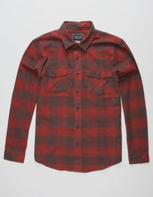VALOR Tellin Mens Flannel Shirt_