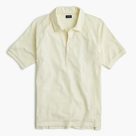 J. Crew Tech polo shirt with COOLMAX® technology