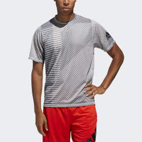 Adidas FreeLift Sport Heather Strong Graphic Tee