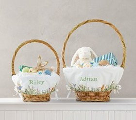 Pottery Barn Peter Rabbit™ Easter Basket Liners