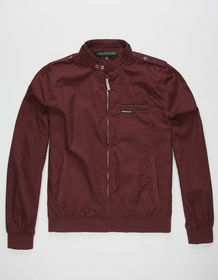 MEMBERS ONLY Iconic Racer Mens Jacket_