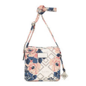Nicole Miller New York Sage Crossbody - Graphic Fl