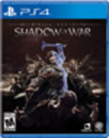 Middle-earth: Shadow of War for PlayStation 4