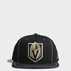 Adidas Golden Knights Flat Brim Hat