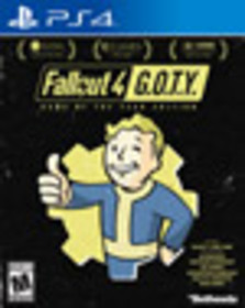 Fallout 4 Game of the Year Edition for PlayStation