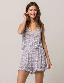 OTHERS FOLLOW Southside Womens Romper_
