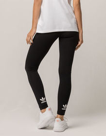 ADIDAS Trefoil Black Womens Leggings_
