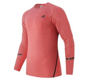 New balance Men's Trinamic Long Sleeve Top