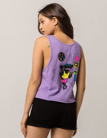 MAUI AND SONS Crop Womens Muscle Tank_