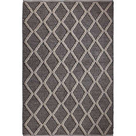 Dakota Rug in Grey/White