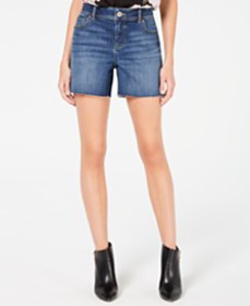I.N.C. Denim Shorts, Created for Macy's