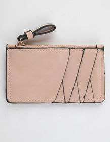 VIOLET RAY Chloe Blush Wallet_