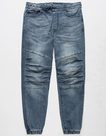 EAST POINTE Wilfred Boys Denim Joggers_