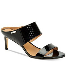 Calvin Klein Women's Cecily Dress Sandals, Created