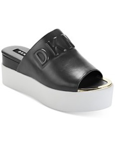 DKNY Covo Platform Slide Sandals, Created for Macy