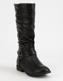 SODA Dale Girls Riding Boots_