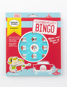 REGAL GAMES License Plate Bingo_ on sale at Tilly's
