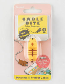 Tiger Cable Bite iPhone Cable Accessory_