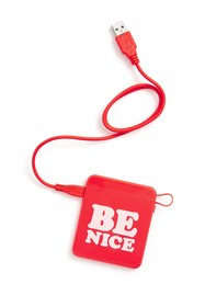 BAN.DO Back Me Up Be Nice Mobile iPhone Charger