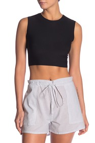 Commando Butter Cropped Muscle Tank