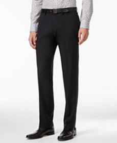 CLOSEOUT! Kenneth Cole Reaction Straight-Fit Stret