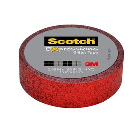 Craft Tape 5.44yd Multicolored Scotch