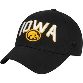 Iowa Hawkeyes Top of the World Basic Structured Ad