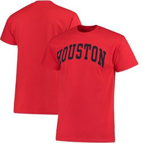 Houston Cougars Basic Arch T-Shirt - Red