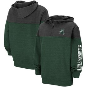 Michigan State Spartans Colosseum Youth Fleece Qua