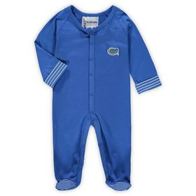 Florida Gators Newborn & Infant Stripe Sleeper - R