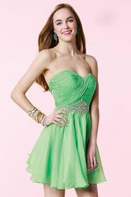 Alyce Paris - Homecoming - 3643 Dress in Diamond W