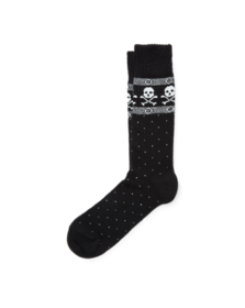 Ralph Lauren Skull Cotton-Blend Socks
