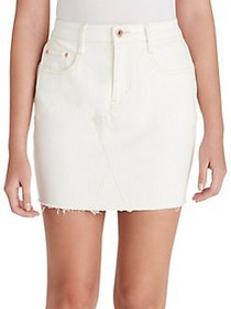 Jessica Simpson Infinite High Waist Skirt WHISPER