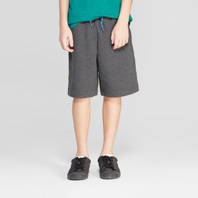 Boys' Knit Pull-On Shorts with Pockets - Cat & Jac