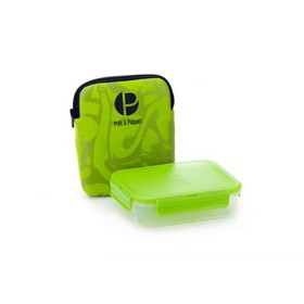Life Story Sealable Sandwich Or Snack Box And Insu