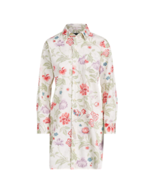 Ralph Lauren Floral Cotton Sleep Shirt
