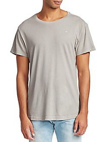 G-Star RAW Starkon Cotton T-Shirt COOL GREY