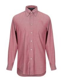 ZEGNA SPORT - Solid color shirt