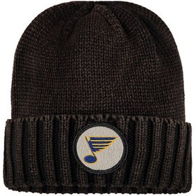St. Louis Blues Mitchell & Ness Vintage Ribbed Cuf
