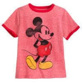 Disney Mickey Mouse Classic Ringer T-Shirt for Boy