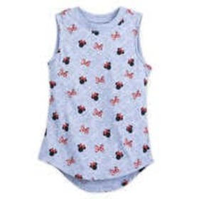 Disney Minnie Mouse Icon Tank Top for Girls