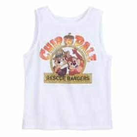 Disney Chip 'n Dale Rescue Rangers Tank Top for Wo