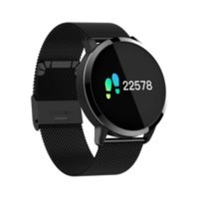 Diggro Q8 Milanese Smart Watch OLED Color Screen H