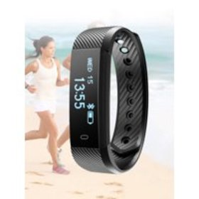 Fitness Tracker HR, Smart Activity Tracker with He